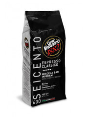 Vergnano Espresso Classico 600 zrnková káva 1 kg