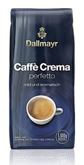 Dallmayr Caffé Crema perfetto zrnková káva 1 kg