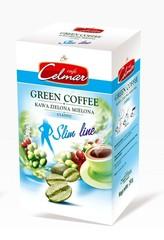 Celmar green mletá zelená káva