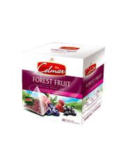 Celmar ovocný čaj s lesním ovocem pyramidové sáčky 20ks