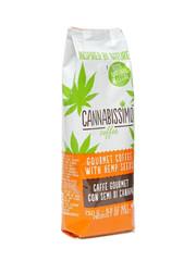 Cannabissimo Fitness Coffee mletá káva 250 g