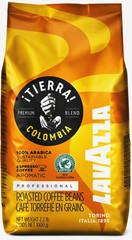Lavazza Tierra Colombia zrnková káva 1 kg