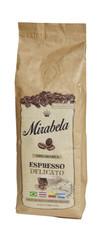 Mirabela čerstvá káva Espresso Delicato 100% Arabika 225g