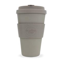 Ecoffee cup Molto Grigio bambusový hrnek, 400ml