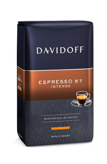 Davidoff Espresso 57 zrnková káva 500 g