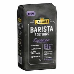 Jacobs Barista Espresso zrnková káva 1 kg