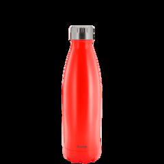 Smidge Termoláhev Coral, červená 500ml