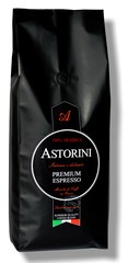 Astorini PREMIUM 100% ARABICA zrnková káva 1 kg