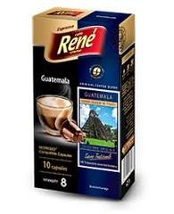 René Guatemala kapsle pro Nespresso 10 ks