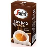 Segafredo Espresso Casa mletá káva 250 g